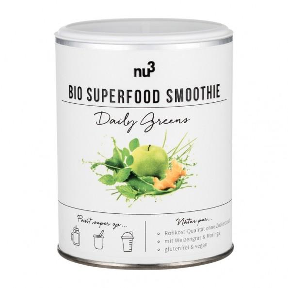 nu3 Bio Daily Greens Mix