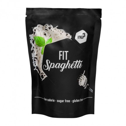 Régime Low-carb: nu3 Formula Diet + 3 x nu3 Spaghetti low-carb