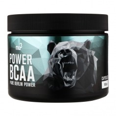 nu3 Sports Power BCAA, Kapseln