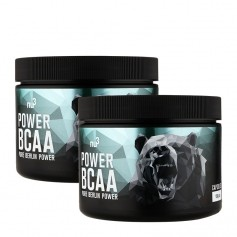 nu3 Sports Power BCAA Doublepack, Capsules