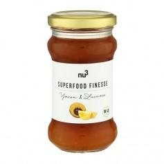 nu3 Superfood Finesse Bio Yacon & Lucuma, Fruchtaufstrich