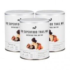 nu3, Super trail mix bio