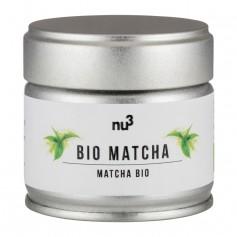 nu3 Bio Matcha Tee, Pulver