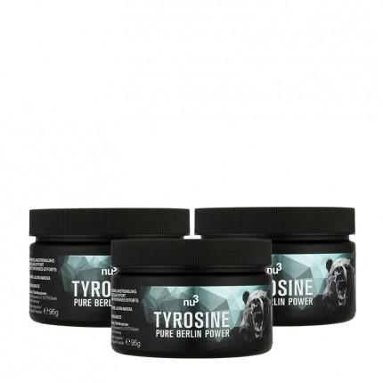 3 x nu3 L-Tyrosine