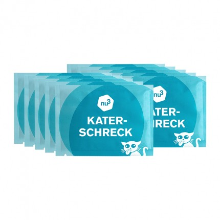 10 x nu3 Kater-Schreck, Pulver