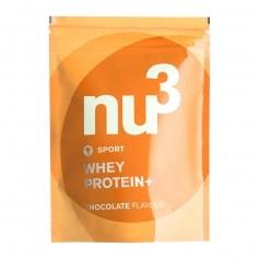 nu3 Sports Whey Protein+ Schoko