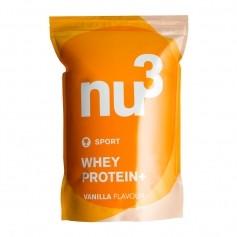 nu3 whey protein+ vanilla powder
