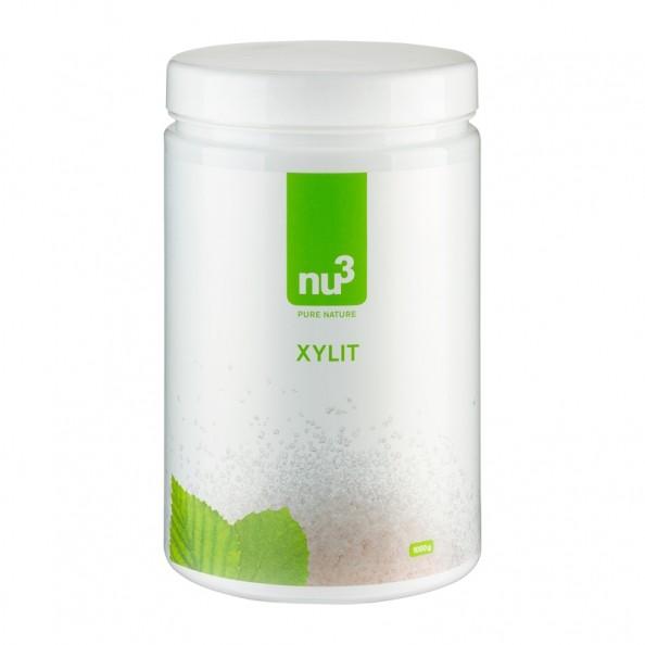 nu3, Xylitol, poudre