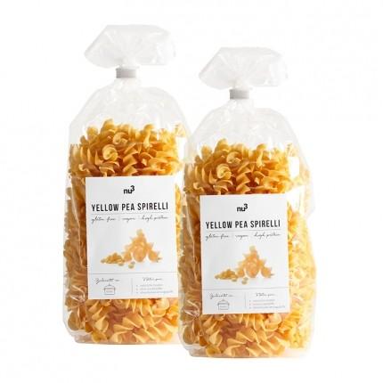 nu3 Yellow Pea Spirelli