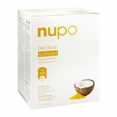 Nupo Diätsuppe Curry-Kokosnuss, Pulver