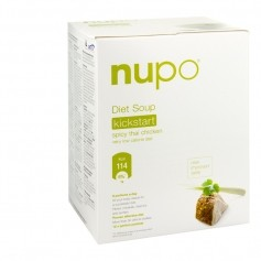 Nupo Diätsuppe Spicy-Thai-Hühnchen, Pulver