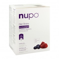 Nupo Diet Shake Blueberry Raspberry