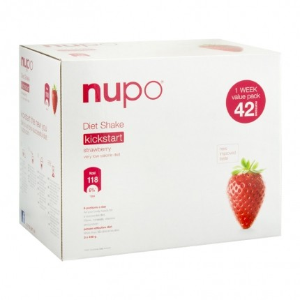 Nupo Diet Shake Strawberry