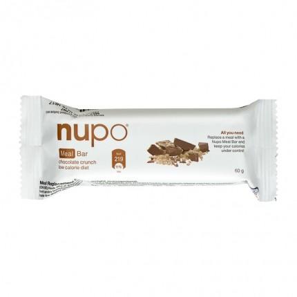 24 x Nupo Meal Bar Chocolate Crunch