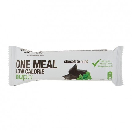 24 x Nupo Meal Bar Chocolate Mint