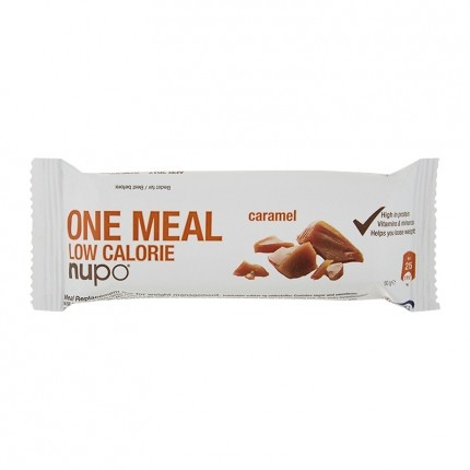 24 x Nupo Meal Bar Caramel