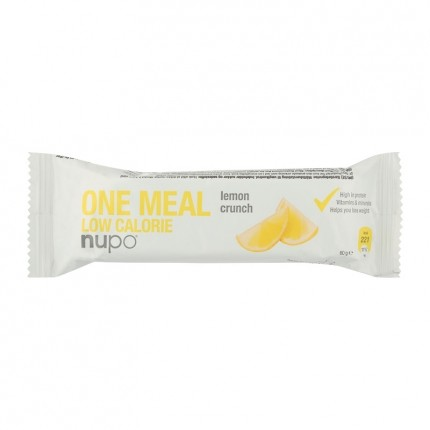 Nupo One Meal Bar Lemon Crunch