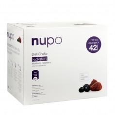 Nupo Diet Shake Blueberry Raspberry