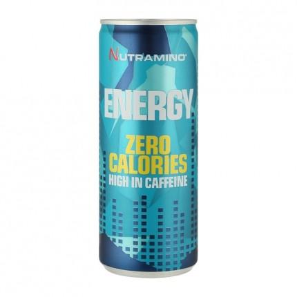 Nutramino Nutramino Energy Drink Zero Calories