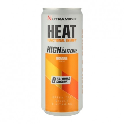 Nutramino Nutramino HEAT Orange