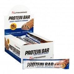 Nutramino Proteinbar Crispy Chocolate Brownie
