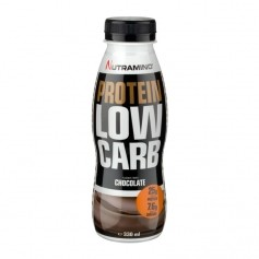 Nutramino Protein Low Carb Shake Chocolate