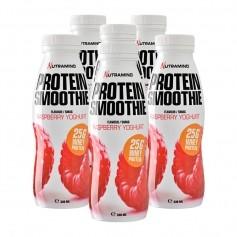 6 x Nutramino Protein Smoothie Raspberry