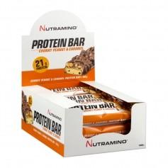 Nutramino Proteinbar Chunky Peanut & Caramel