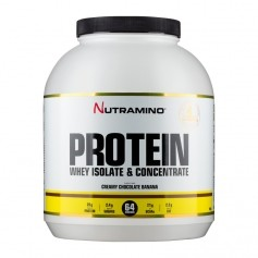 Nutramino Whey Protein Chocolate Banana