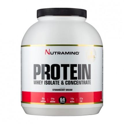 Nutramino Whey Protein Erdbeere