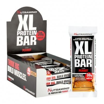 Nutramino Proteinbar XL Chocolate & Peanut