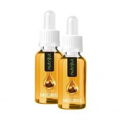 Nutriful Flavor Drops, Haselnuss, Aromatropfen