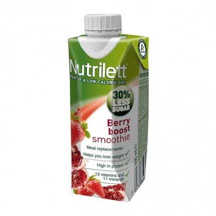 Nutrilett Smoothie, Berry Boost