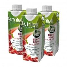 3 x Nutrilett Berry Boost -smoothie