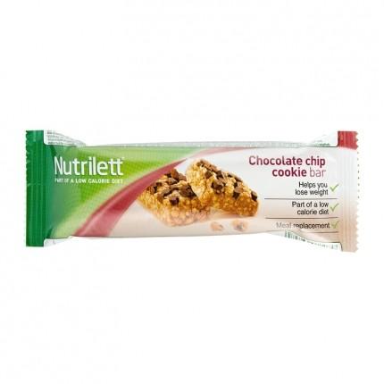 Nutrilett Chocolate Chip Cookie Bar