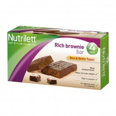 Nutrilett Rich Brownie Bar 4-p