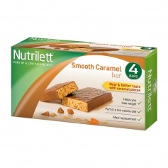 Nutrilett Smooth Caramel Bar