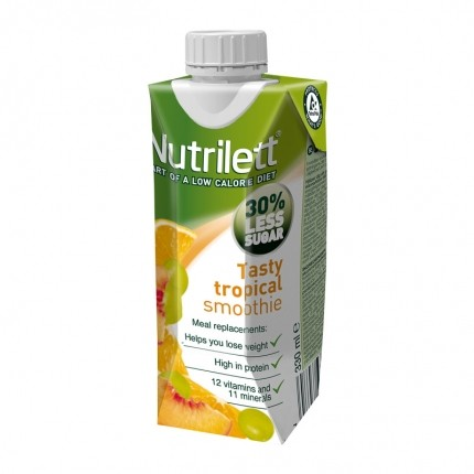 Nutrilett Smoothie, Tasty Tropical