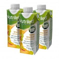 3 x Nutrilett Tasty Tropical -smoothie