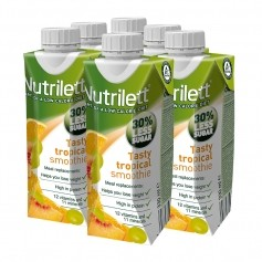 6 x Nutrilett Tasty Tropical -smoothie