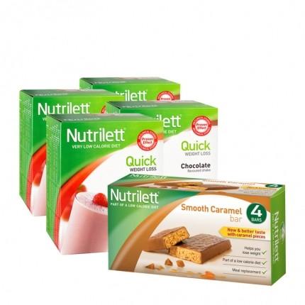 Nutrilett  Weight Loss Pack