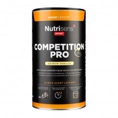 Nutrisens sports  Compétition Pro Vanille