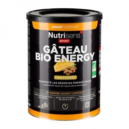 Nutrisens sports  Gâteau BioEnergy Amande