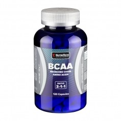 Nutritech BCAA 3000, kapslar