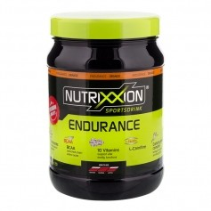 Nutrixxion Endurance Orange, Pulver