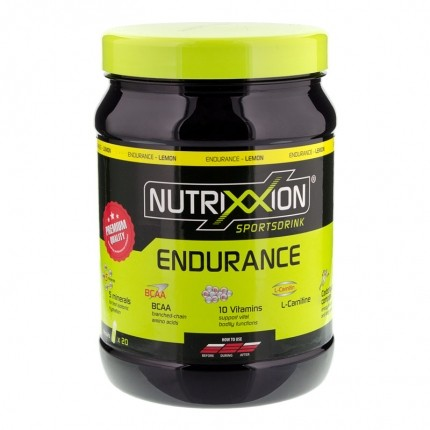Nutrixxion Endurance Lemon, Pulver