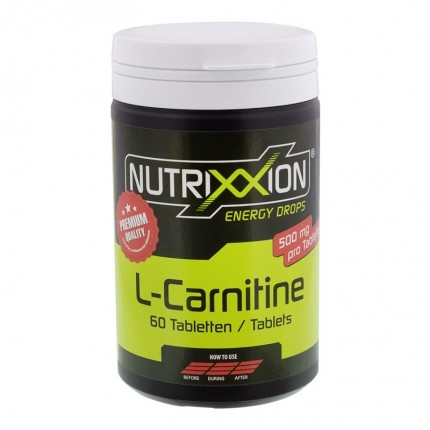 L-Carnitin (60 Kautabletten)