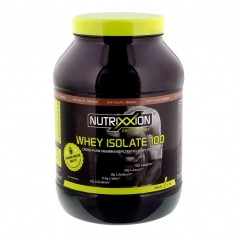 Nutrixxion Whey Isolate 100 Protein Nocciola, Pulver