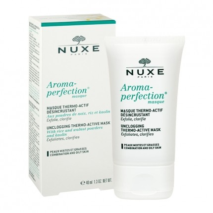 Nuxe, Thermoaktive Maske Aroma- Perfection