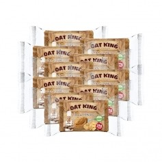 OAT KING Hafer-Energie-Riegel, Peanut Butter